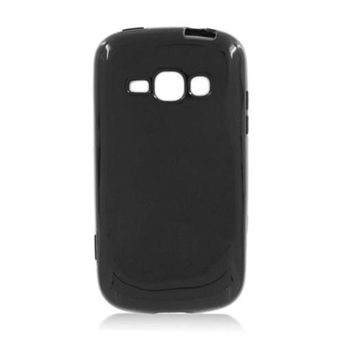 Insten Gel Case For Samsung Galaxy Prevail 2/Ring, Black