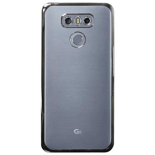 Viva Madrid Metalico Fitted Soft Shell Case for LG G6 - Gun Metal