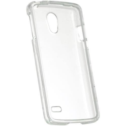 Insten Hard Cover Case For LG Lucid 3 VS876, Clear