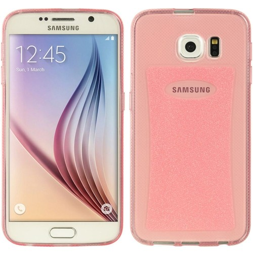Insten Gel Case For Samsung Galaxy S6, Pink
