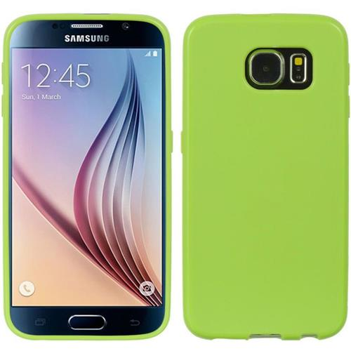 Insten Gel Cover Case For Samsung Galaxy S6, Green