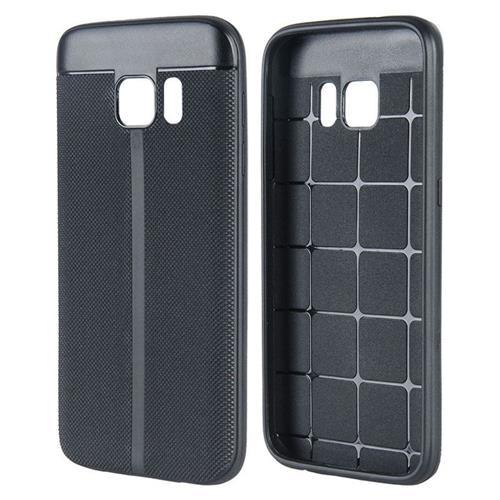 Insten Gel Cover Case For Samsung Galaxy S7, Black