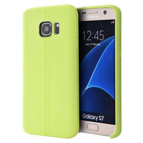 Insten TPU Case For Samsung Galaxy S7, Green