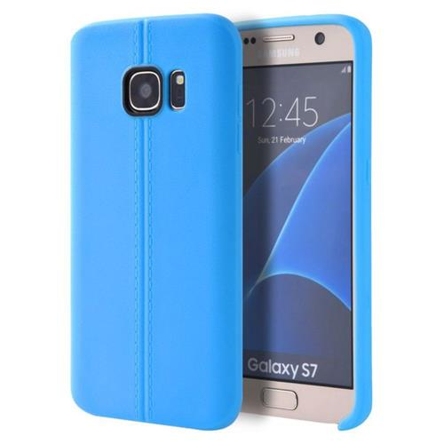 Insten TPU Case For Samsung Galaxy S7, Blue