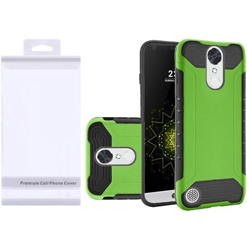 Insten Fitted Soft Shell Case - Green;Black
