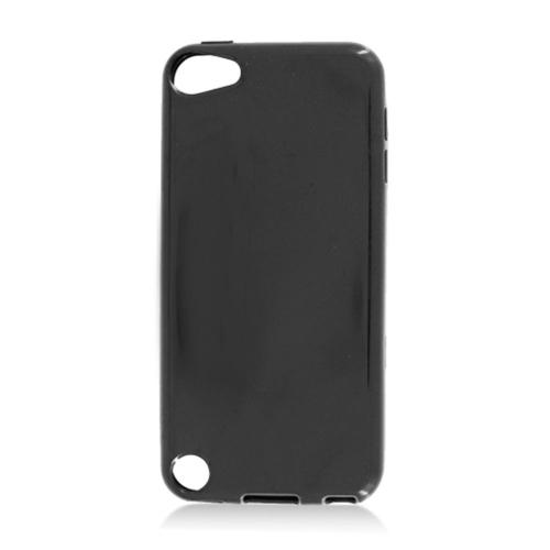 Insten Rubber Case For Apple iPod Touch 5th Gen, Black