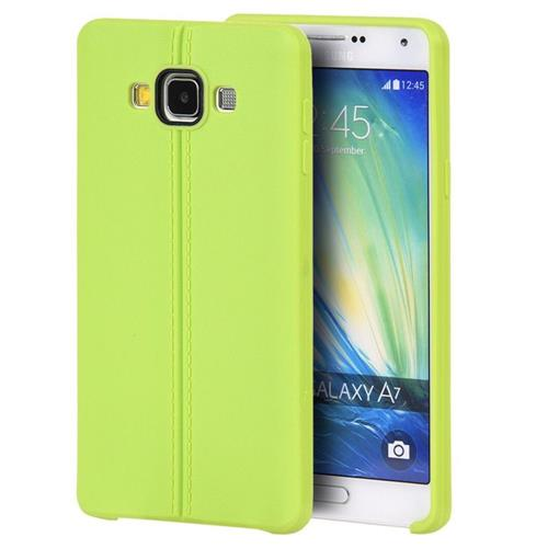 Insten TPU Cover Case For Samsung Galaxy A7, Green