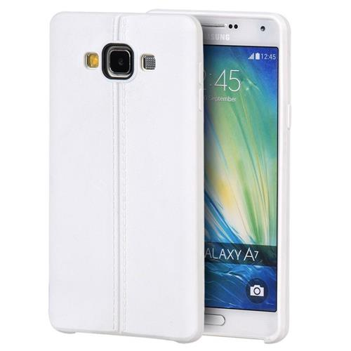Insten TPU Cover Case For Samsung Galaxy A7, White