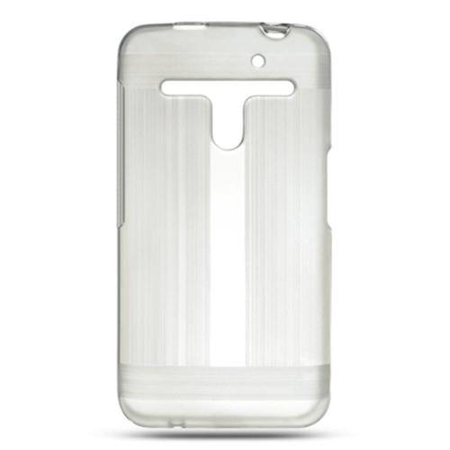 Insten Hard Rubber Case For LG Esteem/Revolution, Clear