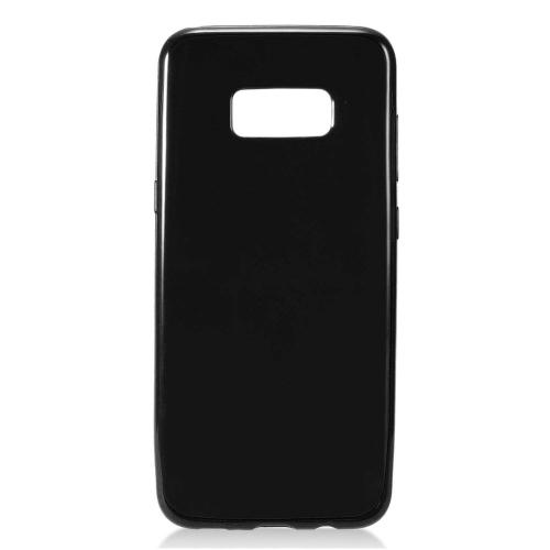 best website 34000 e9c0c Insten Gel Cover Case For Samsung Galaxy S8 - Black