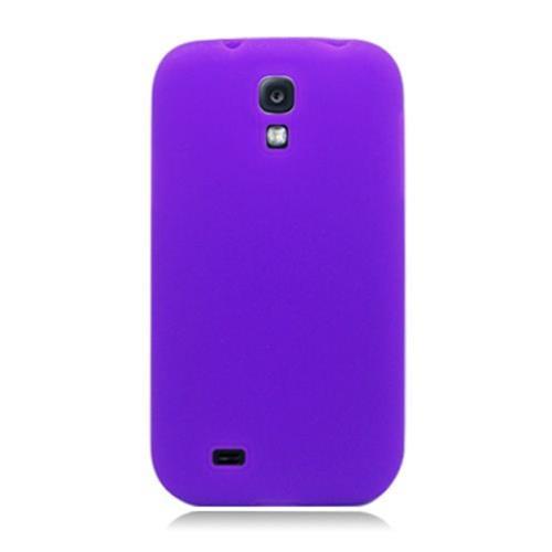 Insten Rubber Case For Samsung Galaxy S4, Purple