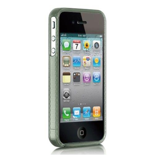 Insten Rubber Case For Apple iPhone 4/4S, Green