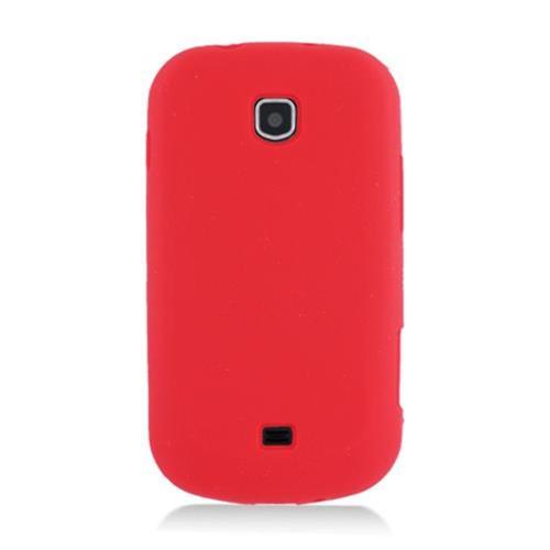 Insten Rubber Cover Case For Samsung Galaxy Stellar 4G I200, Red