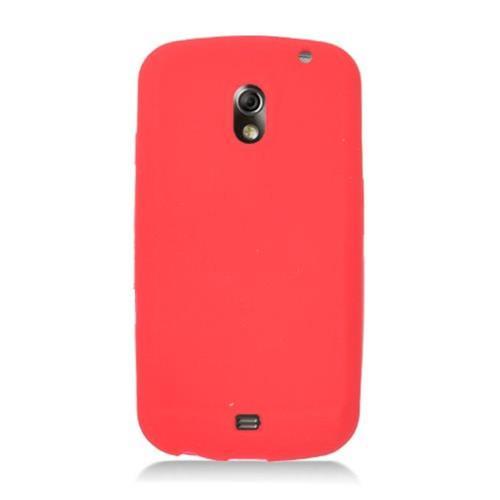 Insten Rubber Case For Samsung Galaxy Nexus Prime i515, Red