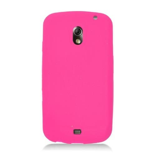Insten Rubber Cover Case For Samsung Galaxy Nexus Prime i515, Hot Pink
