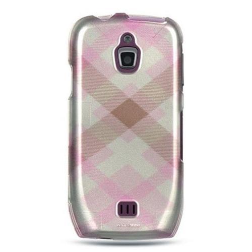 Insten Hard Case For Samsung Exhibit 4G T759, Pink