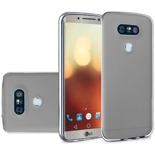 Insten Frosted TPU Case For LG G6, Smoke