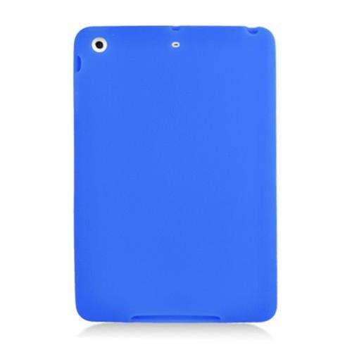 Insten Rubber Cover Case For Apple iPad Mini 2/3, Blue