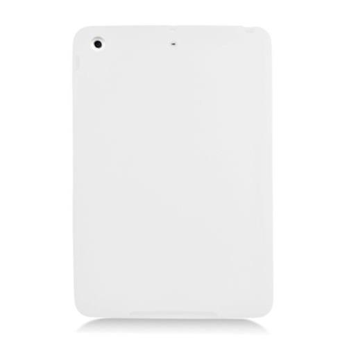 Insten Skin Rubber Case For Apple iPad Mini 2/3, White