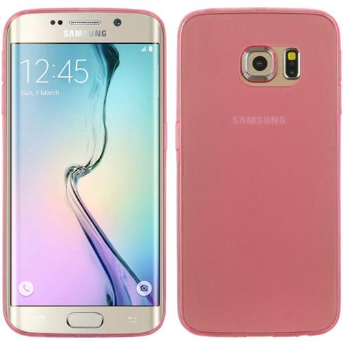 Insten Gel Cover Case For Samsung Galaxy S6 Edge, Hot Pink