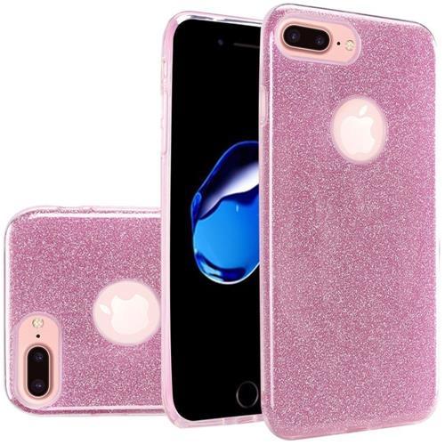 Insten Hard Hybrid Glitter TPU Case For LG Stylo 2 Plus, Pink