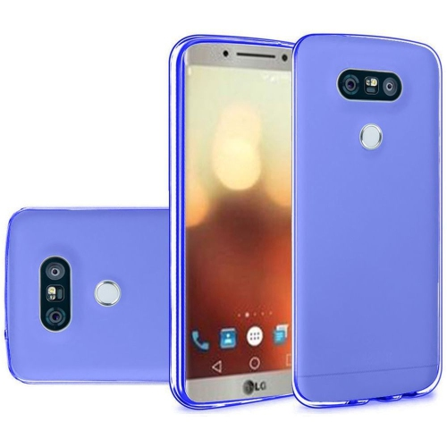 Insten Frosted TPU Case For LG G6, Blue