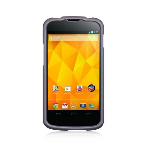 Insten Hard Case For LG Google Nexus 4 E960, Purple