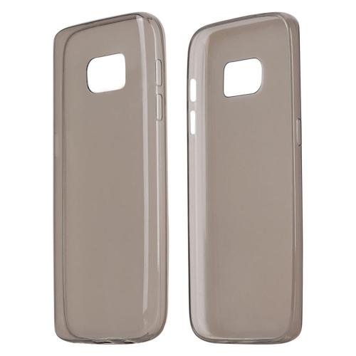 Insten Gel Case For Samsung Galaxy S7, Smoke