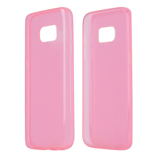 Insten Gel Case For Samsung Galaxy S7, Hot Pink