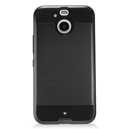 Insten Hard Dual Layer TPU Case For HTC 10 EVO / Bolt, Black