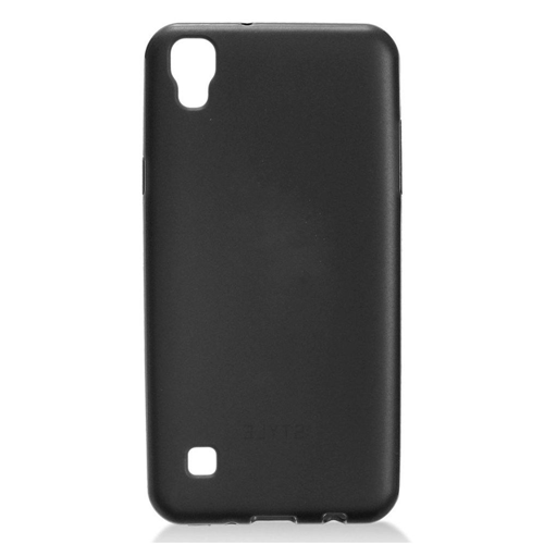 Insten Rubber Cover Case For LG Tribute HD/X STYLE, Black