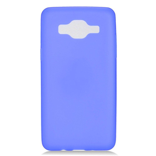 Insten Frosted Gel Cover Case For Samsung Galaxy On5, Blue