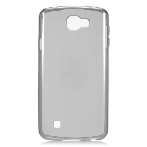 Insten Frosted Gel Case For LG K3 (2016), Black