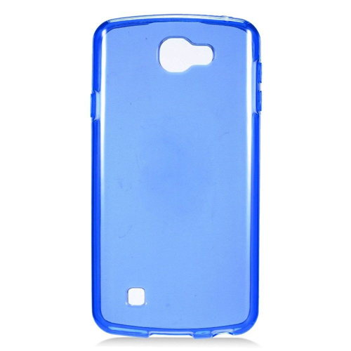 Insten Frosted Gel Case For LG K3 (2016), Blue