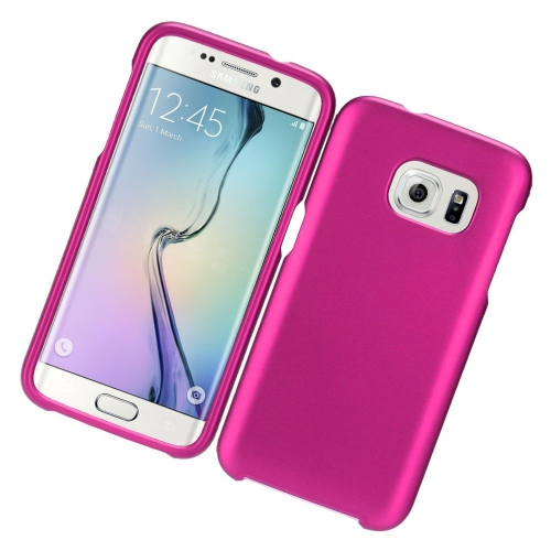 Insten TPU Cover Case For Samsung Galaxy S7, Hot Pink