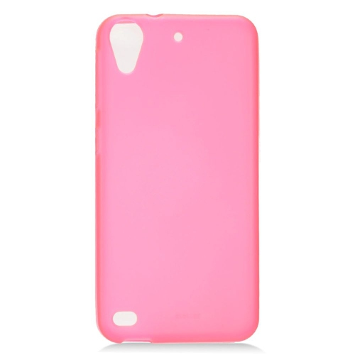 Insten Frosted Rubber Cover Case For HTC Desire 530, Hot Pink