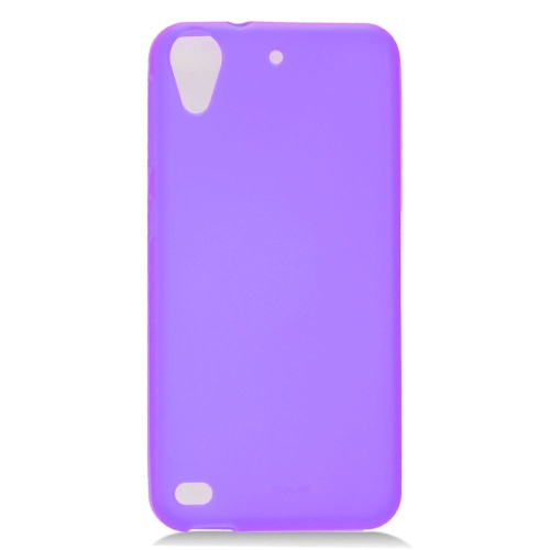 Insten Frosted Rubber Case For HTC Desire 530, Purple