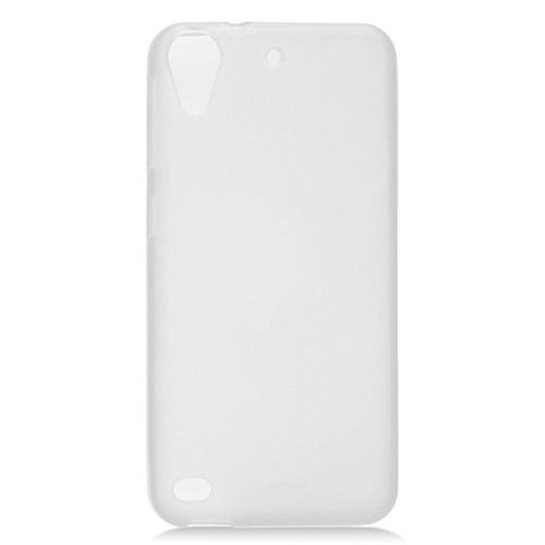 Insten Fitted Soft Shell Case for HTC Desire 530 - White