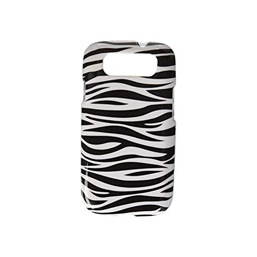 Insten Zebra Hard Cover Case For Samsung Galaxy S3, Black/White