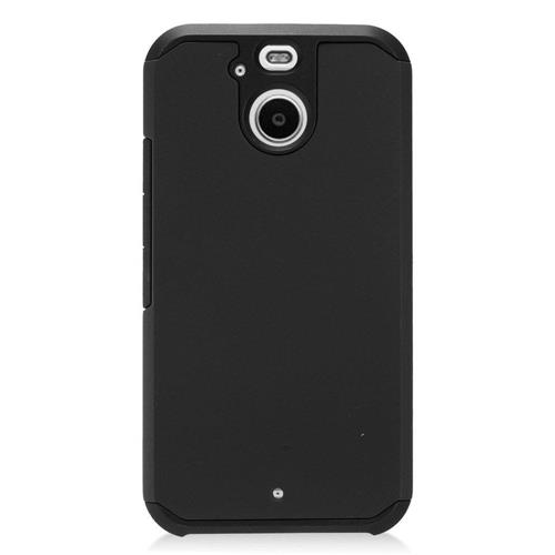 Insten Fitted Soft Shell Case for HTC 10 - Black