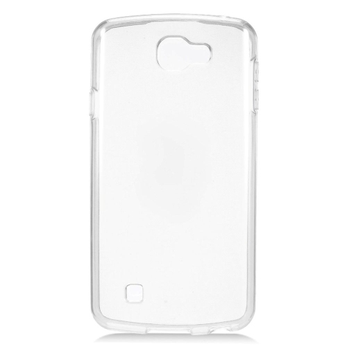 Insten Frosted Gel Case For LG K3 (2016), White