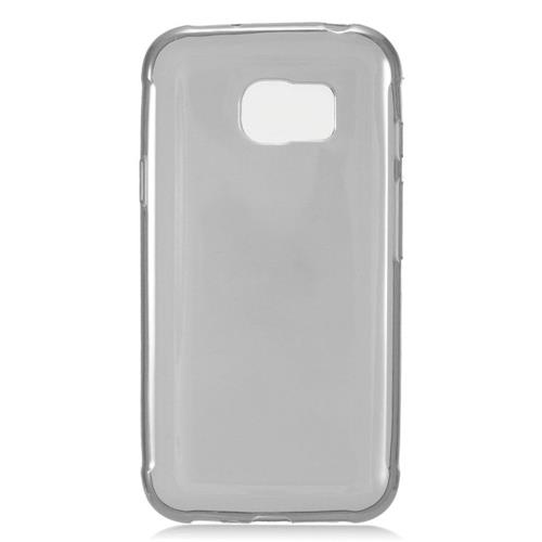 Insten Frosted Rubber Case For Samsung Galaxy S7 Active, Black