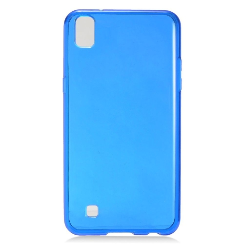 Insten Frosted TPU Case For LG X Power, Blue