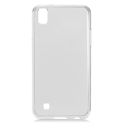 Insten Frosted Rubber Cover Case For LG X Power, White