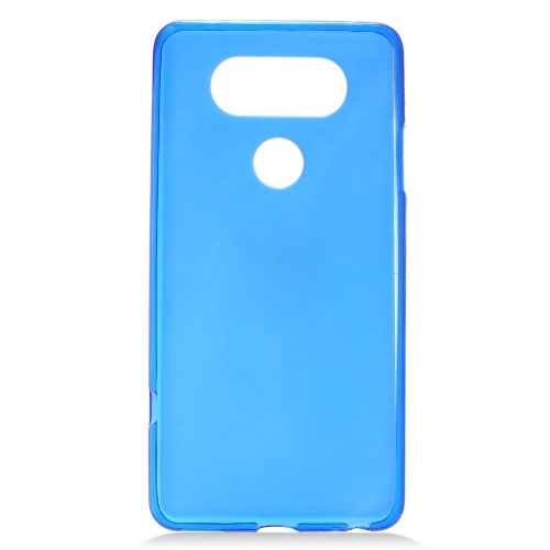 Insten Frosted Rubber Case For LG V20, Blue