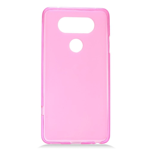Insten Frosted Rubber Case For LG V20, Hot Pink