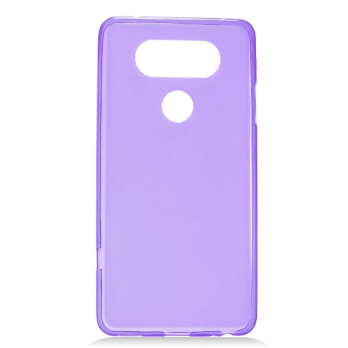 Insten Frosted TPU Case For LG V20, Purple