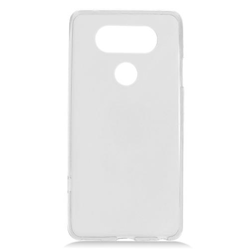 Insten Frosted TPU Cover Case For LG V20, White