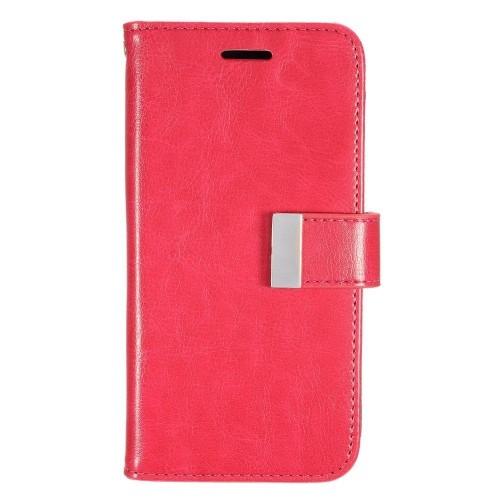 Insten Folio Case for LG G5 - Hot Pink