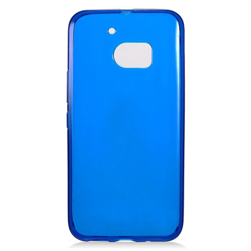 Insten Frosted TPU Cover Case For HTC One M10, Blue